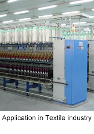 application-in-textile-industry